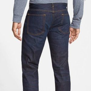 Bonobos Dark Wash Straight Jeans Size 32/28